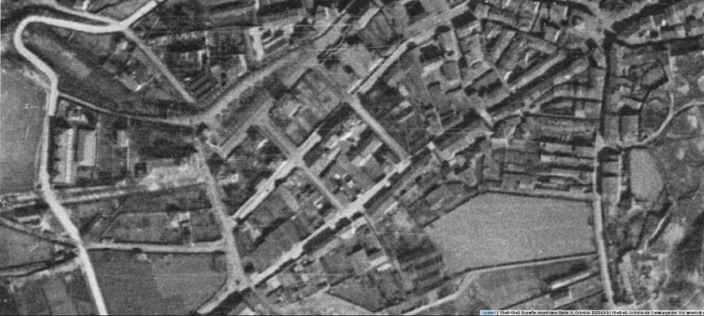 1946 Ortofoto aerea de Haro